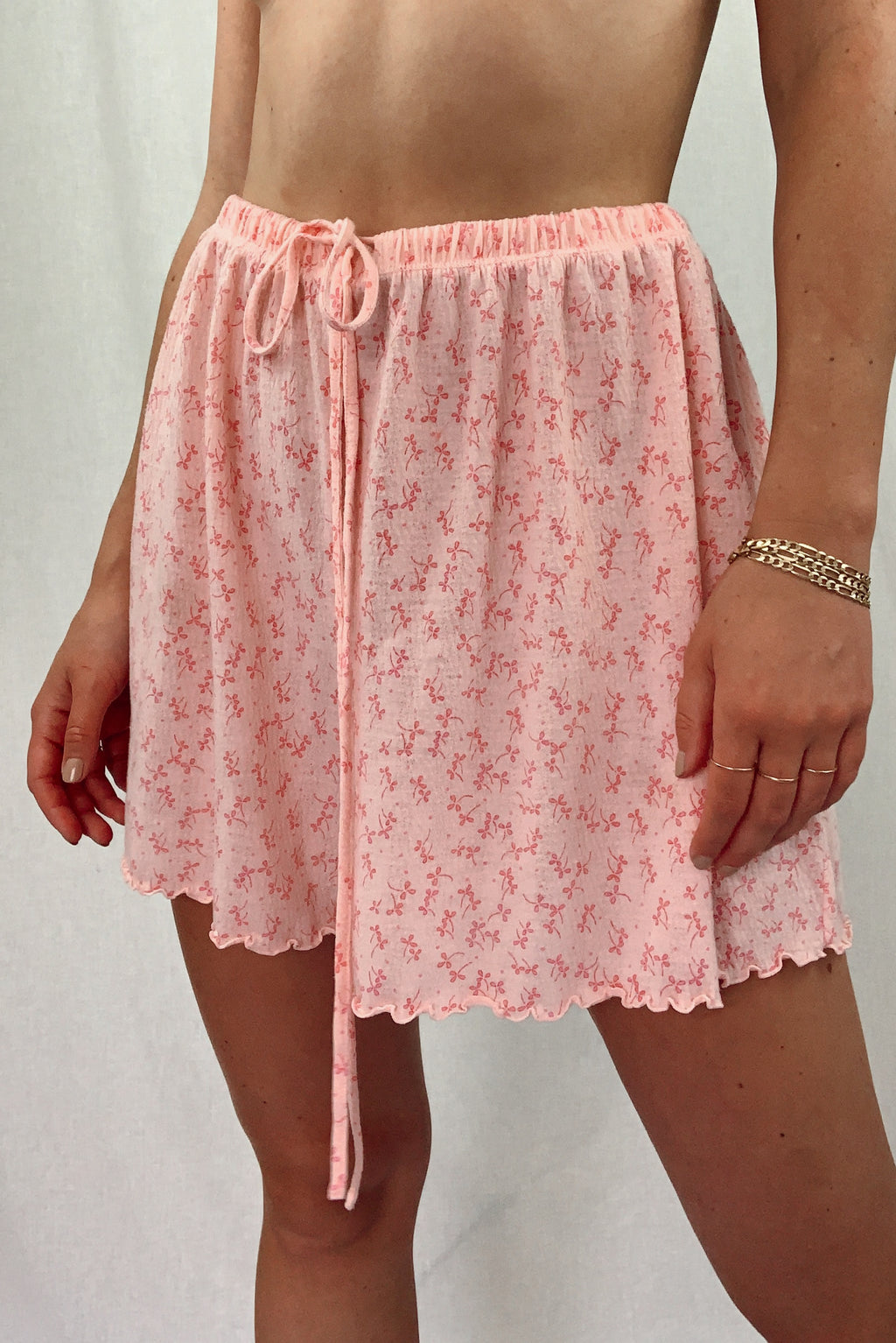 Floral Lounge Shorts (S-XL)