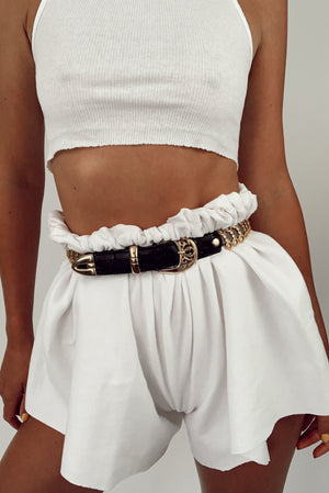 Gold Metal Belt (XS-S)