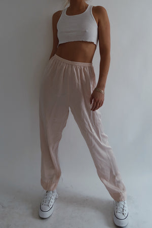 Silk Lounge Pants (S-M)