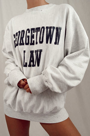 Georgetown Law Sweatshirt