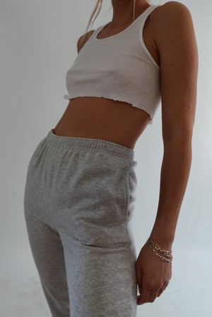 Gray Sweats (XS/S)