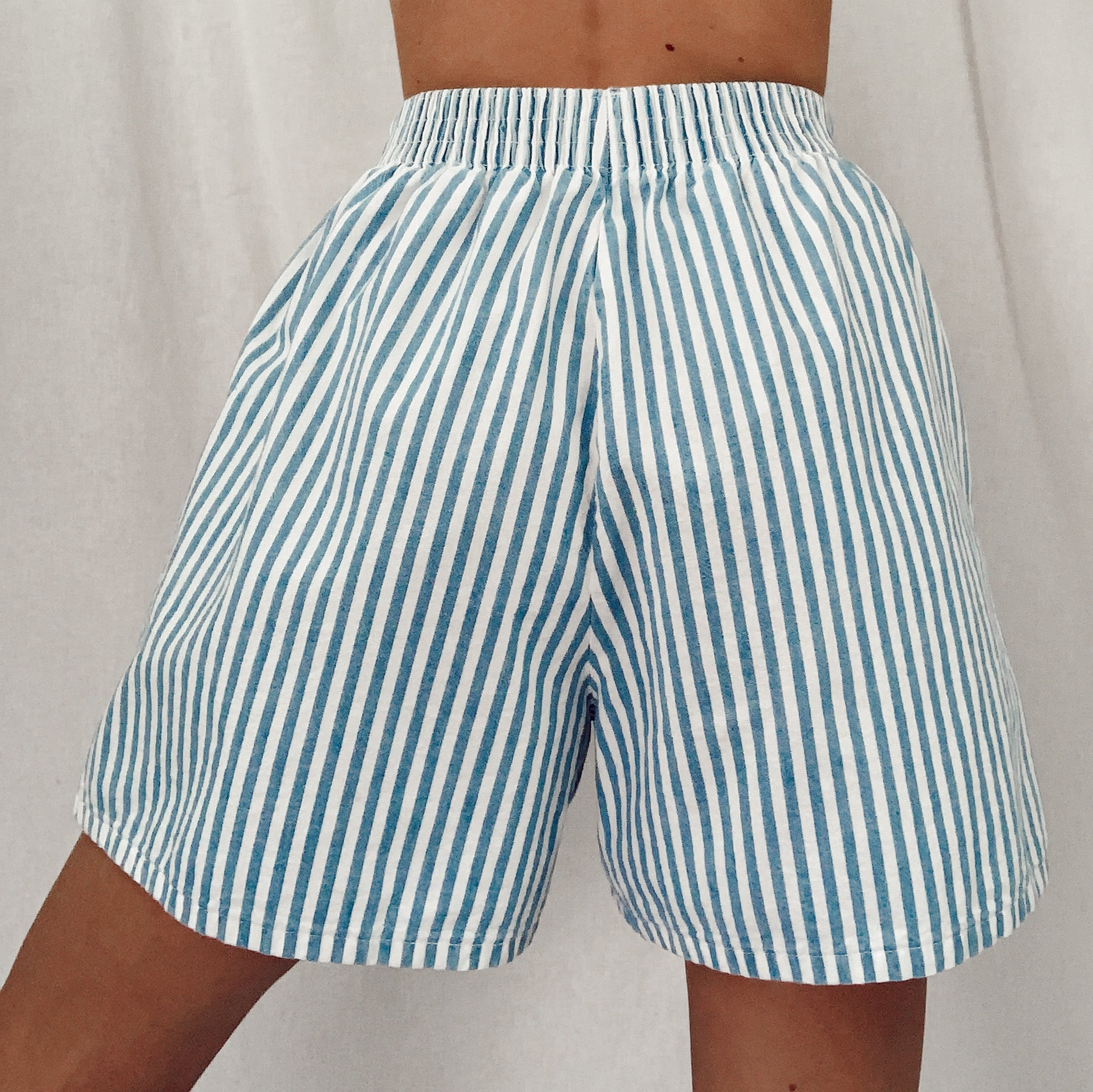 80's Cotton Shorts (S-M)