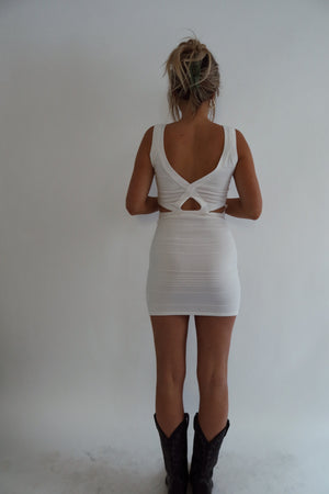 Y2K Bodycon Dress (S)