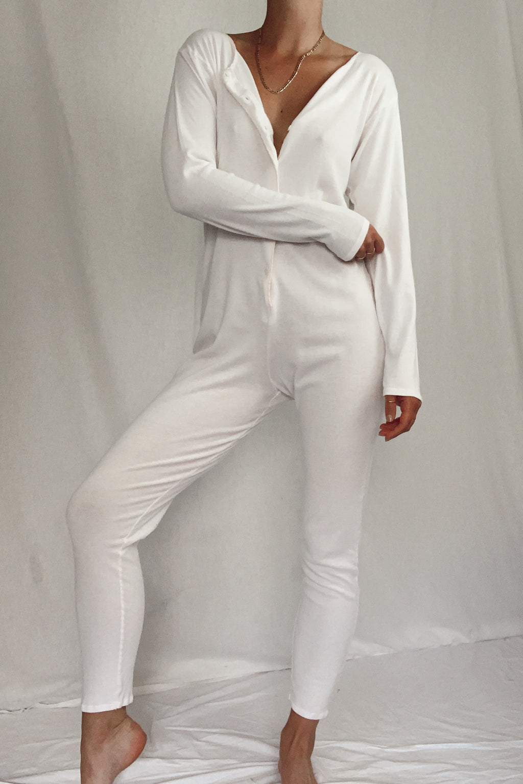Softest Cotton Onesie (S-M)