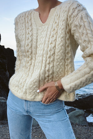 Softest Wool Sweater (S)