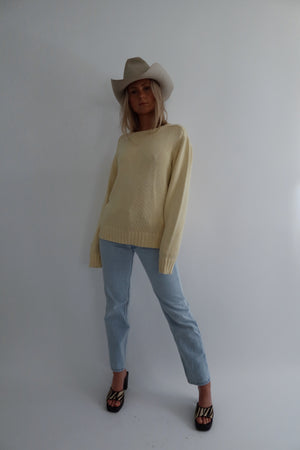 Sunshine Knit (S-M)