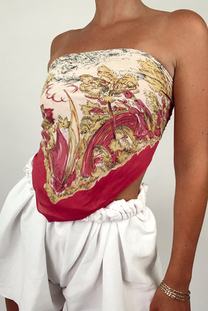 Gorgeous Silk Scarf/Top