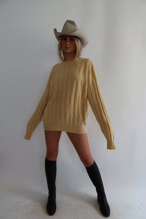 Cashmere Sweater (S-L)