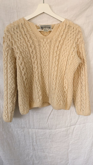 Pure Wool Sweater (S)