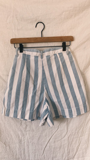 80's Striped Shorts (25)