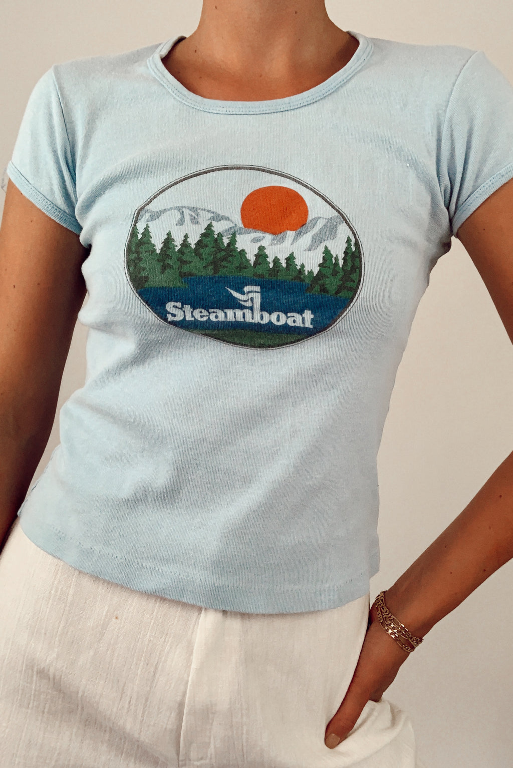 Steamboat T (XS/S)