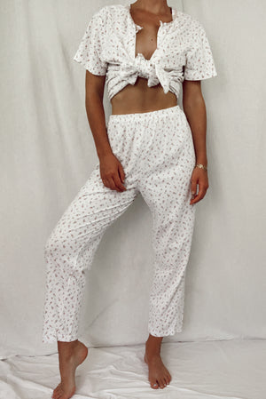 2 Piece Floral Lounge Set (M)