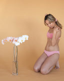 Pink Maya Low Waist Undies