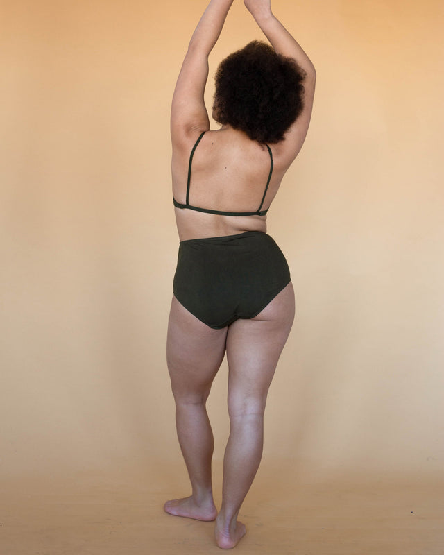 Olive Lena High Waist Undies