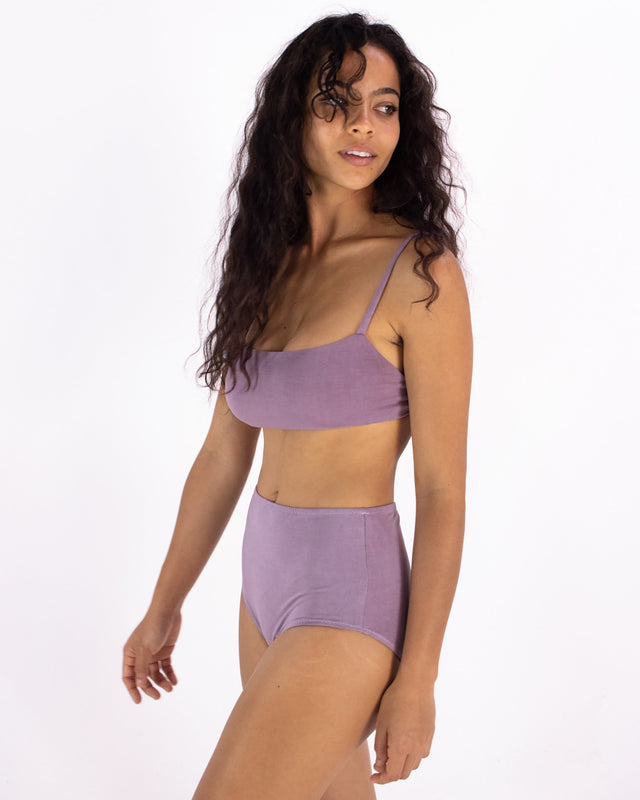 Mauve Lena High Waist Undies