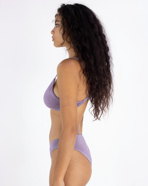 Mauve Maya Low Waist Undies