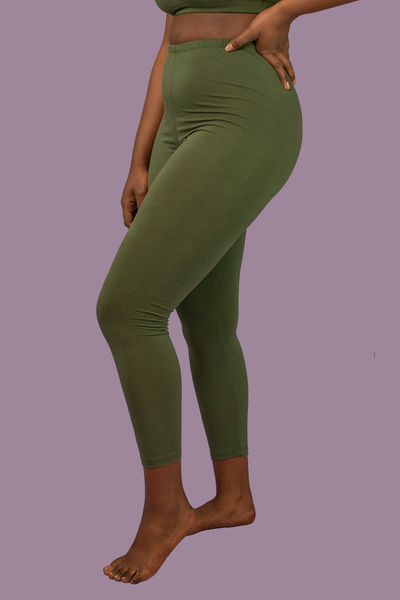 Olive Peta Leggings