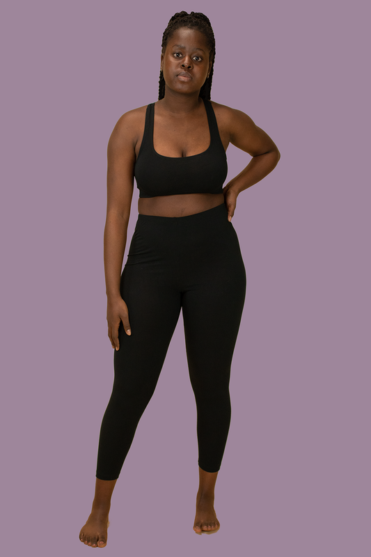 Charcoal Peta Leggings