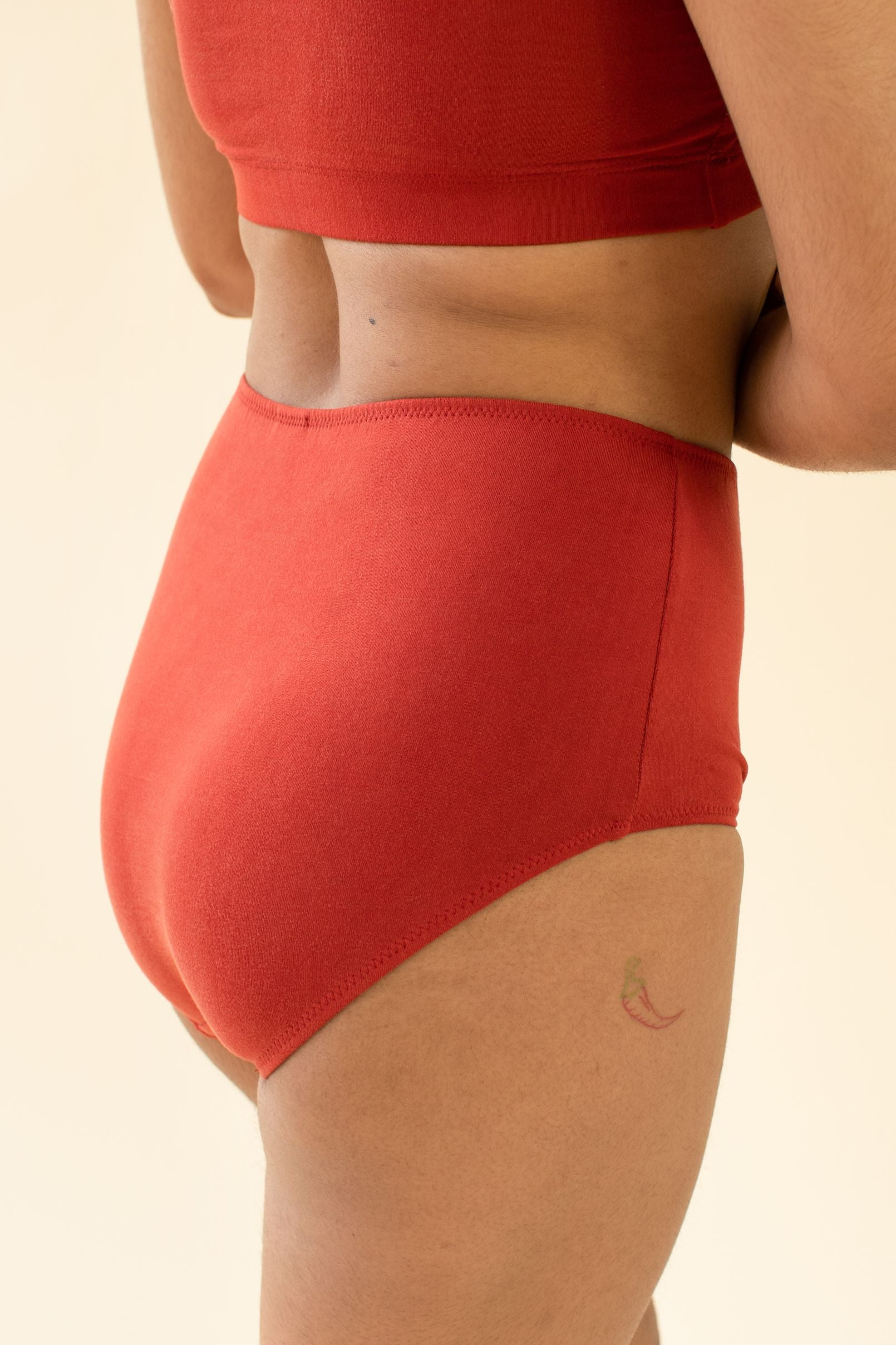 Lena High Waist Undies