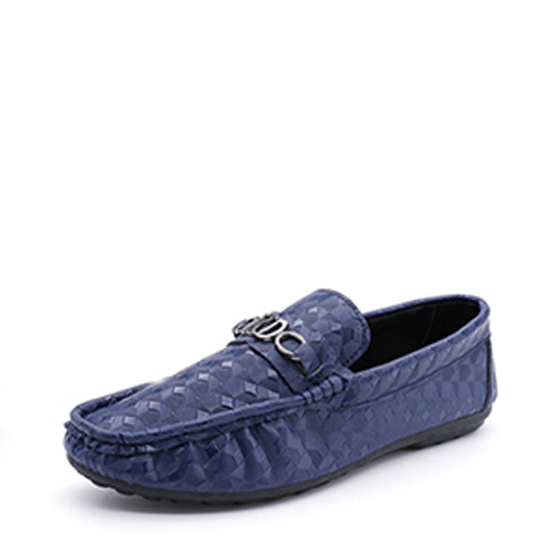 Leather Slip On Men's Loafers