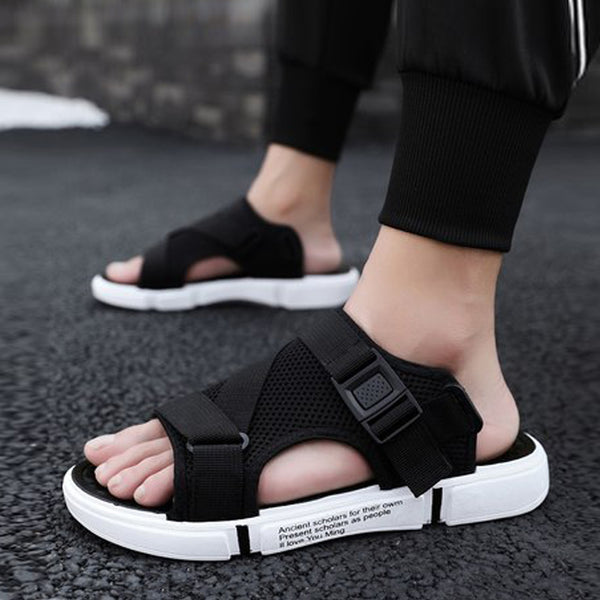 Mesh Slip-On Men's Slippers