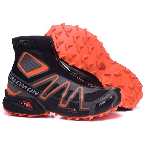 New Men's Waterproof Outdoor Boots
