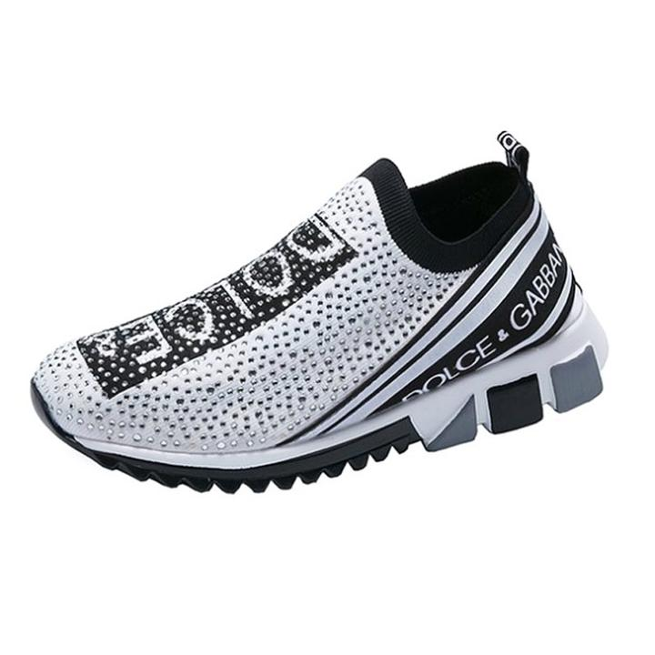 Fashion Breathable Slip-on Sock Sneakers