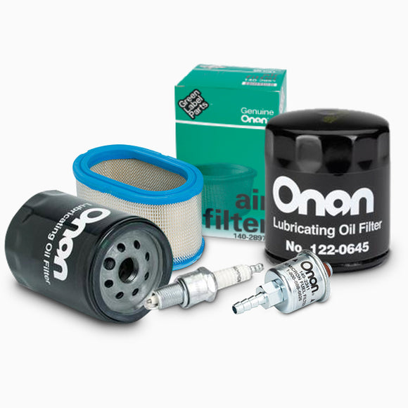 Onan Green Label Parts