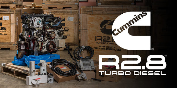 Cummins R.28 Turbo Diesel Crate Engine