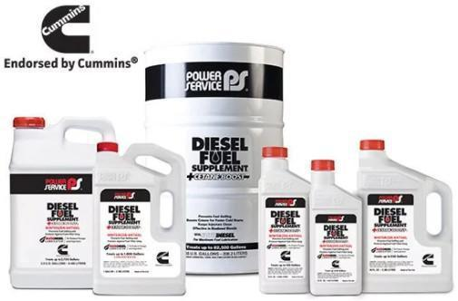 Power Service Fuel Additives