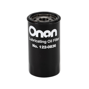 Cummins Onan Generator Oil Filter - 122-0836