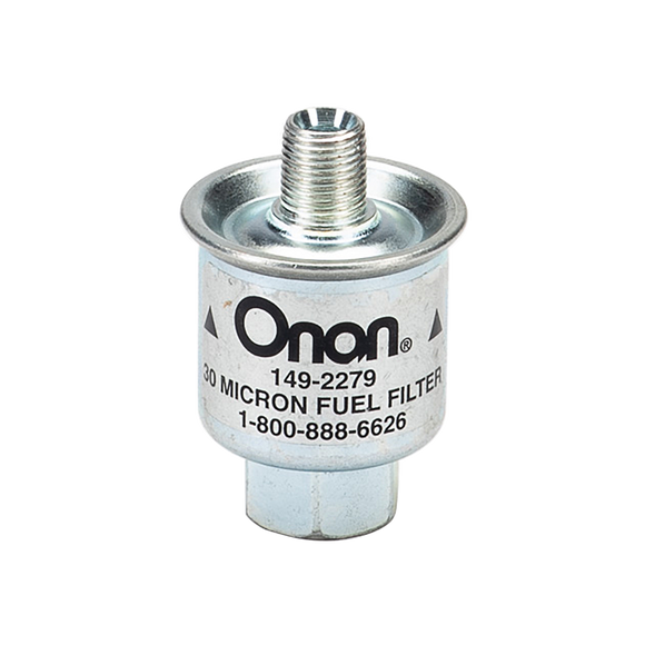 Cummins Onan Generator Fuel Filter - 149-2279