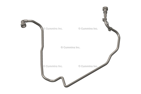 Cummins Compressor Water Outlet Tube - 4991807