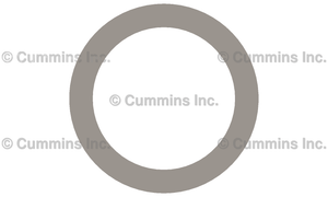 Cummins Rectangular Ring Seal - 129888