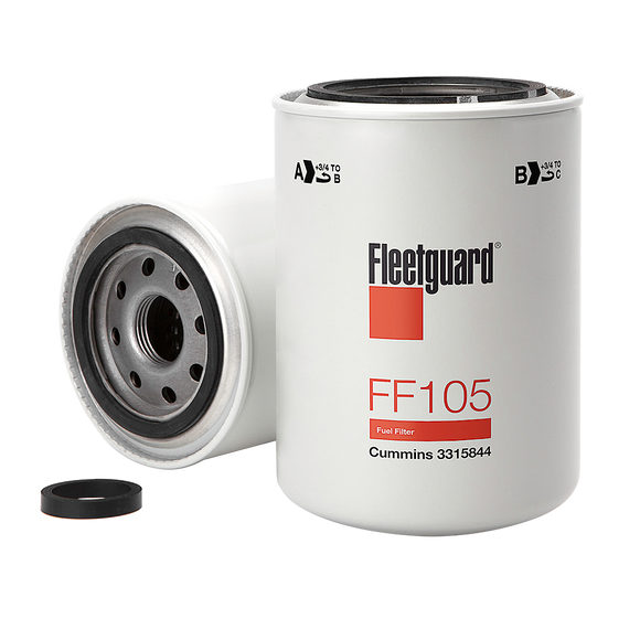 Fleetguard FF105 Fuel Filter