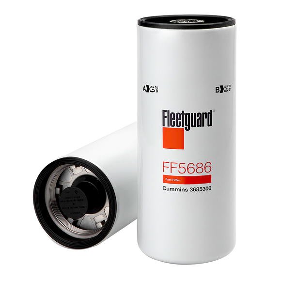 Fleetguard FF5686 Fuel Filter for Cummins ISX15