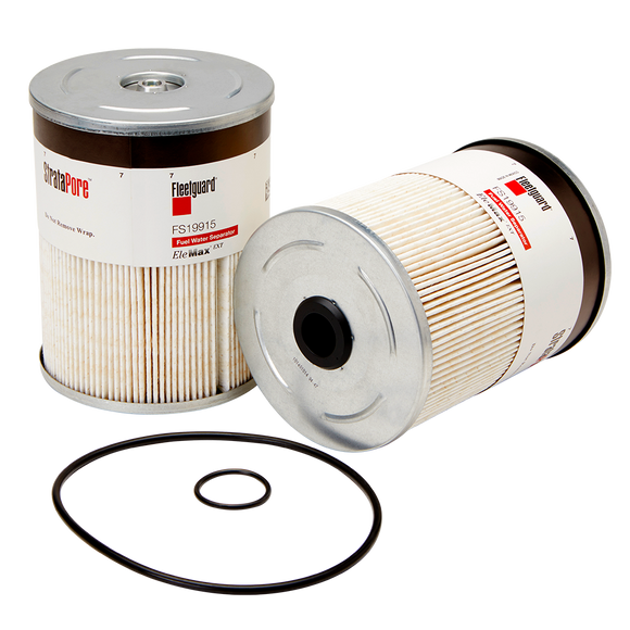 Fleetguard FS19915 Fuel Filter Kit for DD13, DD15, and DD16 engines