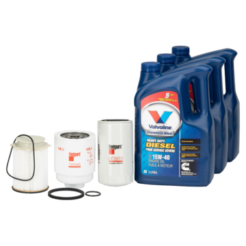 Cummins Dodge Ram '13-'19 Standard Maintenance Kit