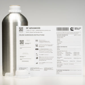 Cummins Diesel Fuel Analysis Advanced - DFAP Test Kit