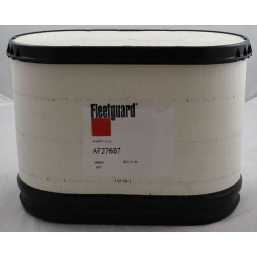 Fleetguard AF27687 Air Filter for Ford 6.4L Power Stroke Engine