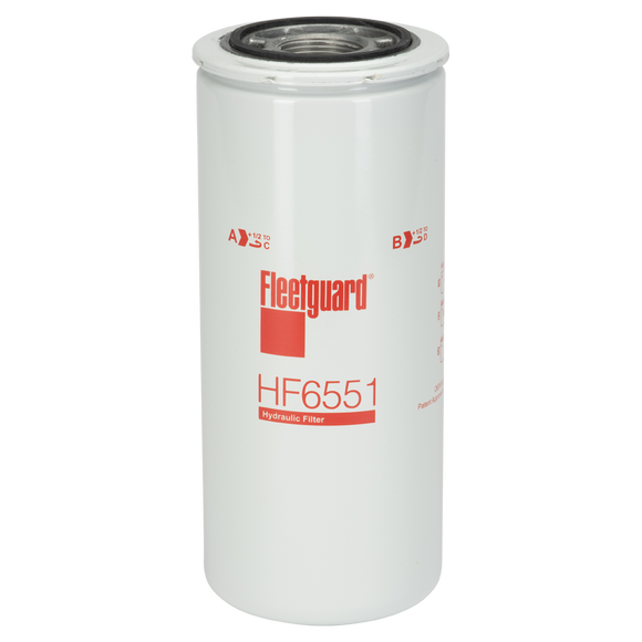 Fleetguard HF6551 Hydraulic Filter