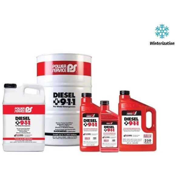 Power Service Diesel 911 Products