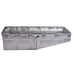 R2.8 Turbo Diesel Cast Aluminum Oil Pan - PN 5318048