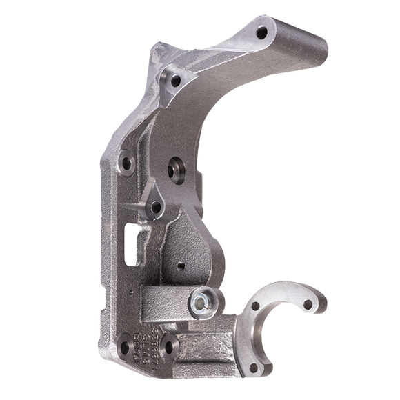 R2.8 Turbo Diesel High AC Mount Mega Bracket - PN 5286671