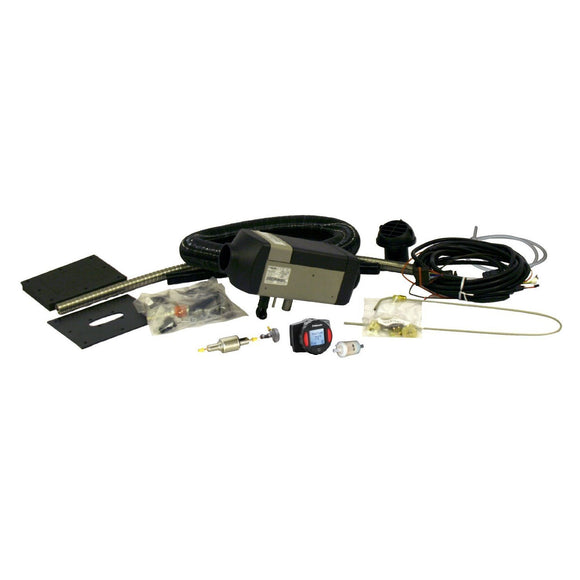 Webasto Air Top 2000 ST Diesel Kit with SmarTemp 2.0 12V - 5012555A