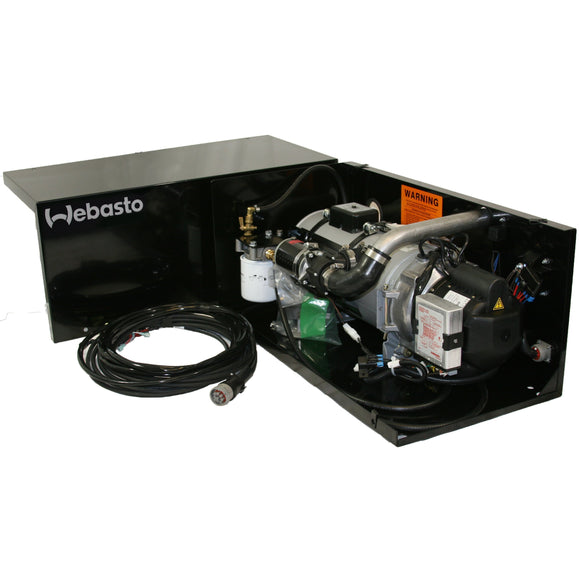 Webasto DBW 300 Diesel Enclosure Box Kit 12V - 923012B