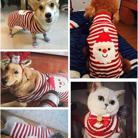 15 Styles Pet Dog Winter Clothes-Marks'Marketplace
