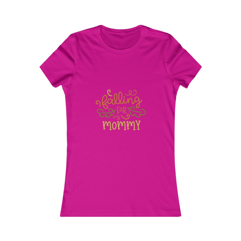Falling For Mommy Tee