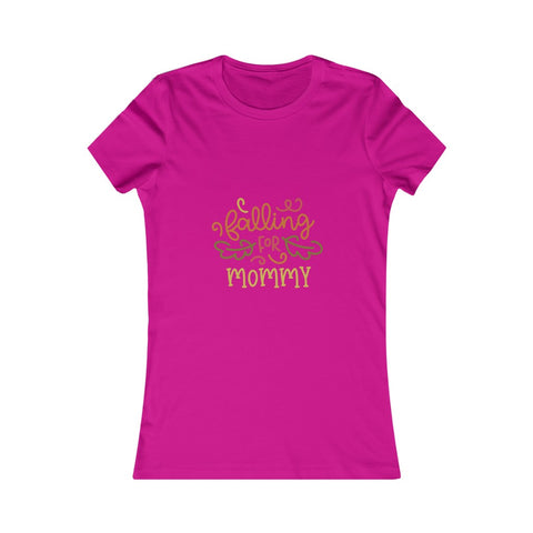 Image of Falling For Mommy Tee
