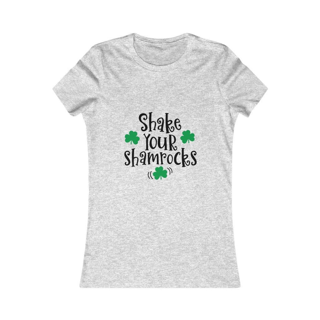 Shake Your Shamrocks Tee